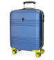 Compar Roll Road Maleta de cabina Roll Road India -40x55x20cm- Azul