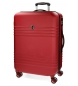 Compar Roll Road Maleta grande Roll Road India -49x69x27cm- Roja