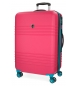 Compar Roll Road Maleta grande Roll Road India -54x79x31cm-Fucsia