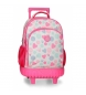 Mochila 2 ruedas Roll Road Queen -32x43x21 cm-
