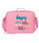 Mochila bandolera Roll Road Little Things -38x28x6cm-