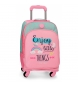 Mochila con ruedas Roll Road Little Things 4R -32x44x21cm-
