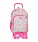 Mochila Doble Compartimento con carro Roll Road Queen -33x44x13,5 cm