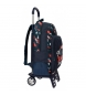 Comprar Roll Road School Backpack with cart Freestyle -33x44x13.5cm