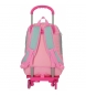 Comprar Roll Road School bag Roll Road Little Things double compartment 44cm with trolley -33x44x13,5cm