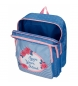 Comprar Roll Road School bag Roll Road Rose double compartment with trolley -33x42x17cm