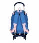 Comprar Roll Road School bag Roll Road Rose double compartment with trolley -33x44x13,5cm