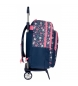 Comprar Roll Road School bag Roll Road Spring double compartment with trolley -33x42x17cm