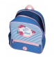 Comprar Roll Road Small backpack with trolley Roll Road Rose -27x33x11cm