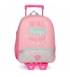 Mochila preescolar con carro Roll Road Do All -27x33x11 cm-