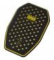 Inserción de protector de espalda Safe-max rp-1001, 3 capas amarillas
