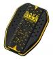 Inserción de protector de espalda Safe-max rp-2001, 4 capas amarillas