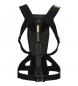 Safe-max abrocha el protector trasero 3.0 negro