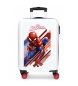 Maleta de cabina rígida Spiderman Geo 36x55x20cm-