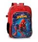 Mochila adaptable a carro Spiderman Black -30x40x13cm-