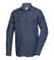 Camisa de mezclilla Spirit Motors azul