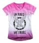Camiseta Spirit Motors Trust en sueños