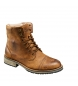 Spirit motors urban leather boots 2.0 marrón