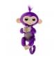 Compar Tekkiwear by DAM Muñeco interactivo Finger Monkey Smart lila
