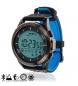 Reloj Digital DMX030BKBL azul