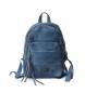 Compar Xti Mochila azul -33x26x14 cm-