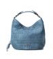 Bolso 086062 jeans -27X31X12cm-