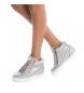 Comprar Xti Zapatillas Laly hielo -Altura cuña 6cm-