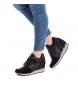 Comprar Xti Zapatillas Adara negro -Altura cuña: 7cm-