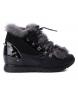 Compar Xti Zapatillas 048288 negro -Altura cuña: 5cm-