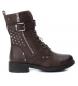 Compar Xti Bota cordoneras 033854 marrón
