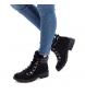 Comprar Xti Stivaletto alla caviglia piatta 048377 nero