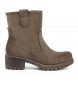 Compar Xti Medium biker boot 033976 taupe