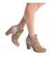 Comprar Xti Taupe ankle boots