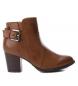 Compar Xti Heel boot 048402 camel -Heel heel: 7cm-