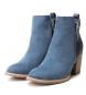Comprar Xti Booty wide heel cow boy 048928 jeans -Heel height: 7cm