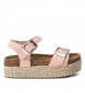 Compar Xti Kids Sandal 056864 nude - Platform height: 4cm