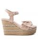 Compar Xti Sandal 049073 nude -High platform: 10cm