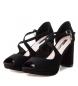 Comprar Xti Sandals 035014 black -Heel height: 9cm