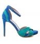 Compar Xti Tentations Sandalias 035045 azul -Altura tacón: 10cm-