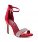 Comprar Xti Sandale 032044 rouge - hauteur talon : 10cm