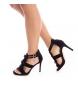 Comprar Xti Sandale 032077 noir - hauteur talon : 10cm