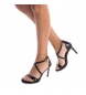 Comprar Xti Sandali 035027 nero - Altezza tacco: 9cm
