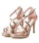 Comprar Xti Sandals 035027 nude -Heel height: 9cm