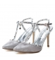 Comprar Xti Sandals 035030 silver -Heel height: 9cm