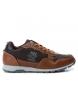 Zapato plano deportivo/a 033899 marrón