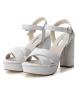 Comprar Xti Tacco scarpa 030751h ghiaccio