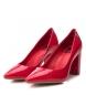 Comprar Xti Salon chaussures à talon moyen 034077 rouge -Hauteur du talon : 8cm