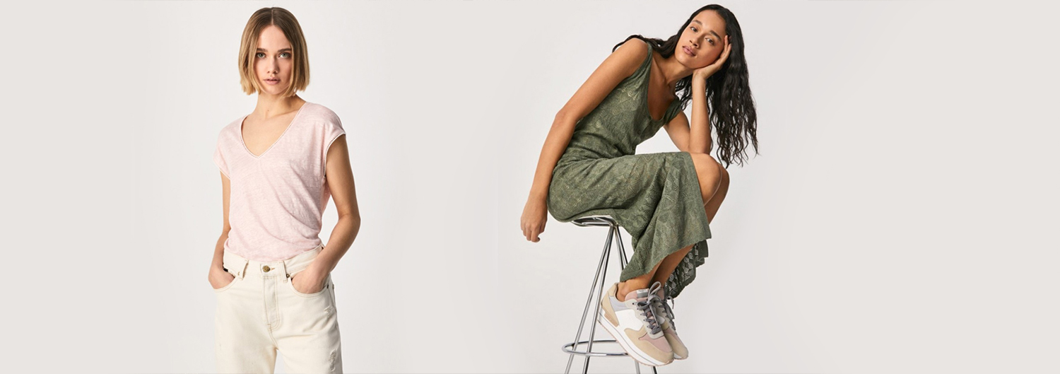 Pepe Jeans Mujer