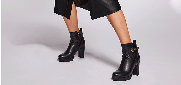Refresh ANKLE BOOTS