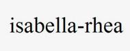 Isabella Rhea Para Mujer